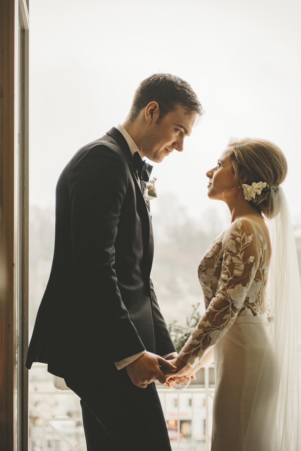 Hochzeit Alma & Matthew im Hotel Sacher / Peter Keller Salzburg